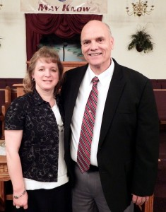 Pastor and Mrs. Donna